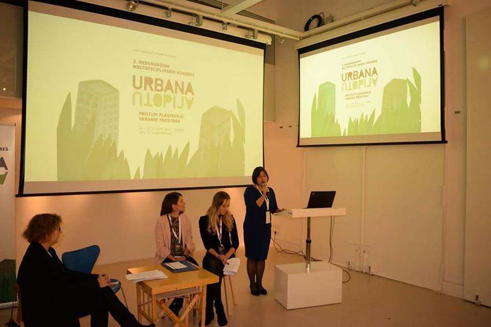 JS at the Urban Utopia International Congress - Interreg